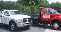 Tow Truck Rental